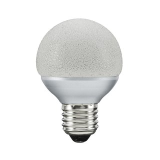Paulmann 280.81 LED Globe 2,3W E27 warmweiss Eiskristall 60mm