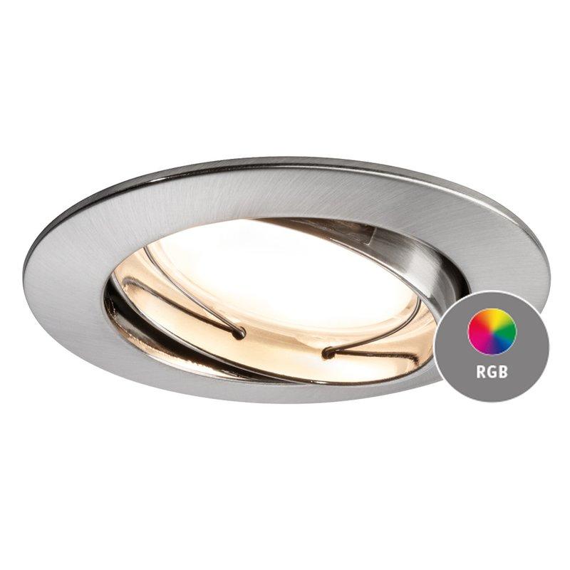 Paulmann 937.04 EBL Set RGB Wellness LED mit Fernbedienung